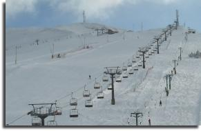 maddalena ski lifts and gondola